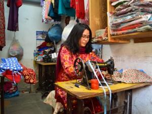 Bagbazar Nepal sewing